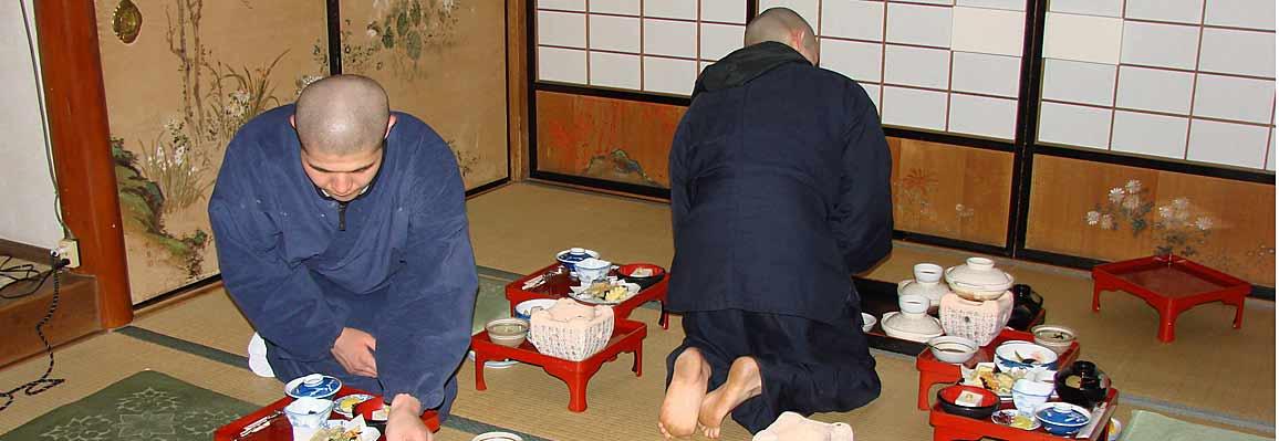 Shukubo in Koyasan
