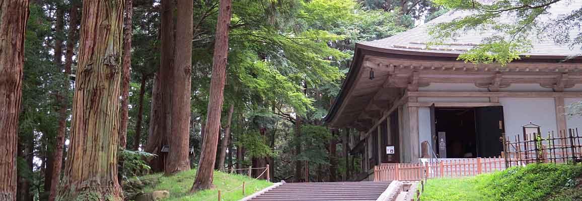 Die Faszination Japan- Tohoku Region